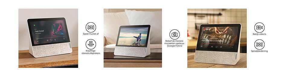 "Lenovo Smart Display 7"" - ZA5K0000SE"