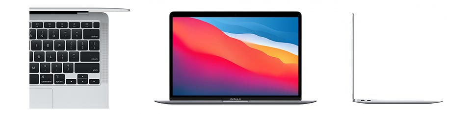 Apple MacBook Air M1 - 8C CPU & 8C GPU (2020)