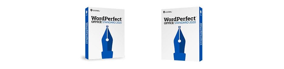 WordPerfect 2020