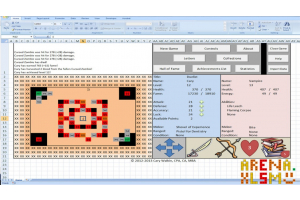 Een video of game maken met –jawel- Excel?