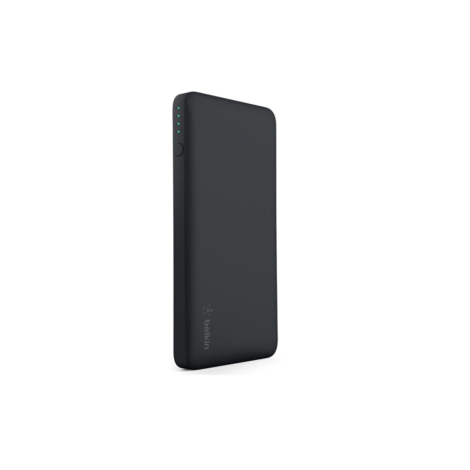 Belkin Pocketpower 5000mAh - Zwart  | SURFspot