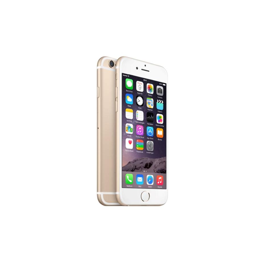 Apple iPhone 6 - 16 GB - Remarketed (als nieuw)