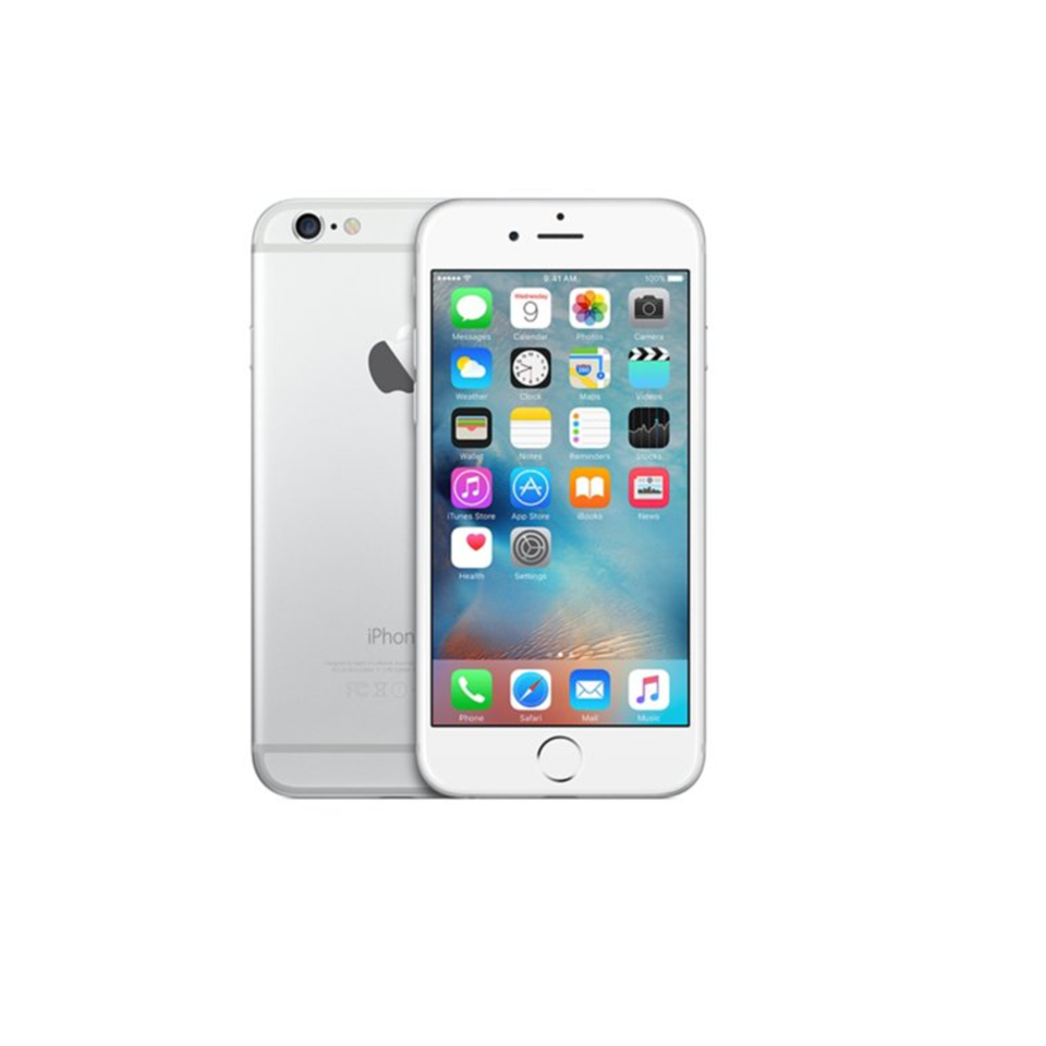 apple iphone 6 64 gb b grade lichte gebruikssporen surfspot. Black Bedroom Furniture Sets. Home Design Ideas