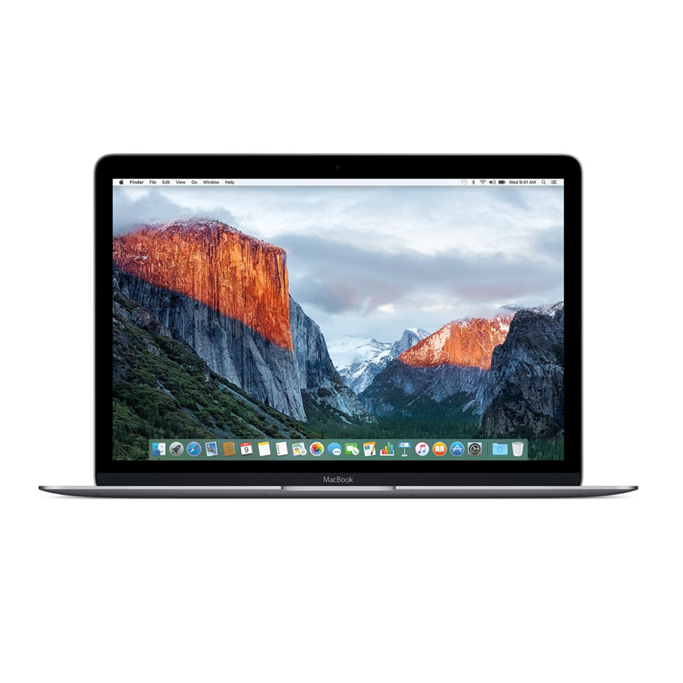 "Actie: Apple MacBook 12"" 512GB + gratis Satechi multiport*"