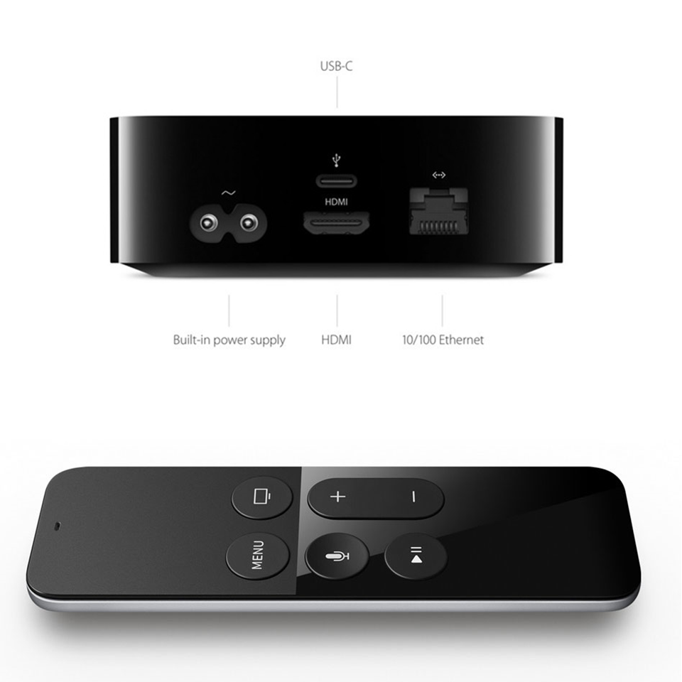 Apple TV 4 – 32GB SURFspot