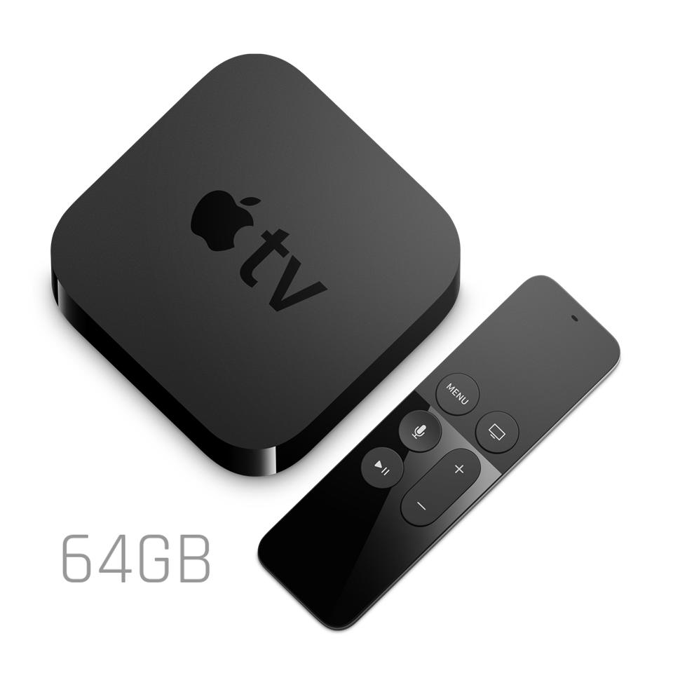 Apple TV 4 – 64GB SURFspot