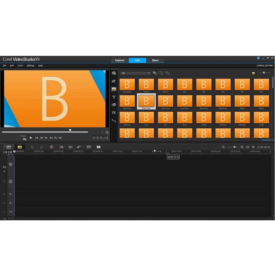 Corel VideoStudio Pro X9