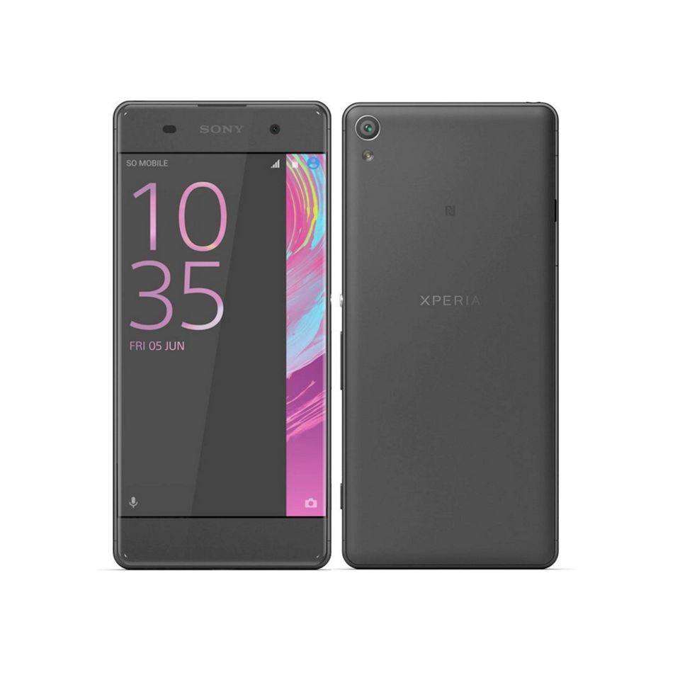 sony xperia xa surfspot. Black Bedroom Furniture Sets. Home Design Ideas