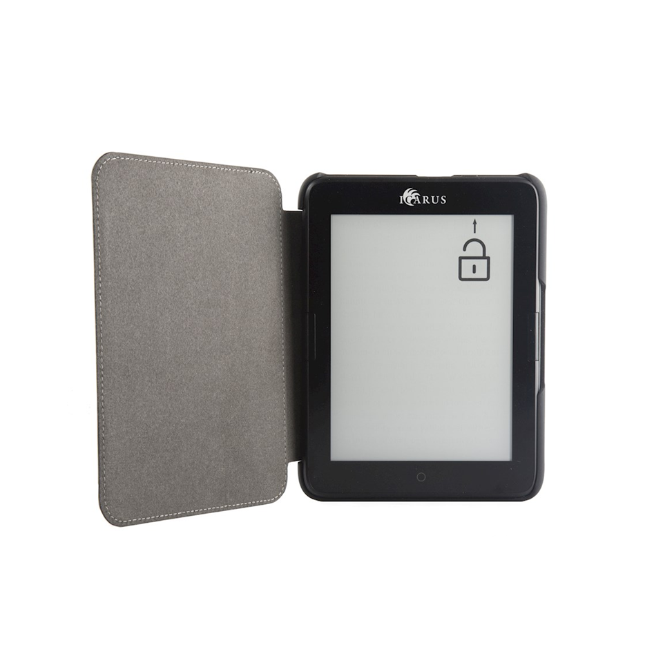 Icarus Illumina e-Reader - 8GB - E-ink Carta