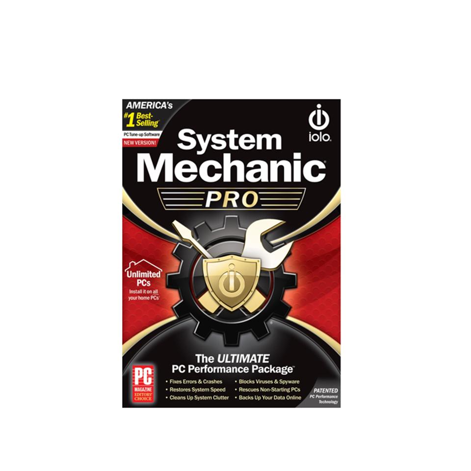 Iolo System Mechanic 16.5 Pro