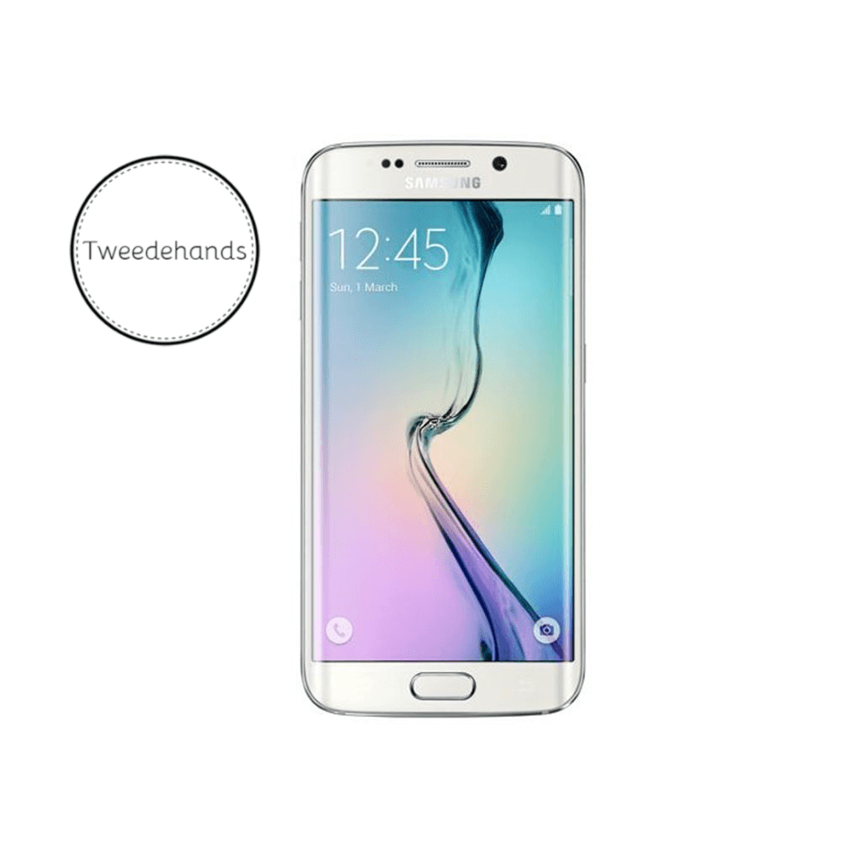 samsung galaxy s6 edge refurbished surfspot. Black Bedroom Furniture Sets. Home Design Ideas