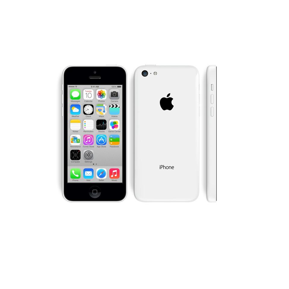 Actie: Apple iPhone 5C (Refurbished) - 8 GB OP=OP