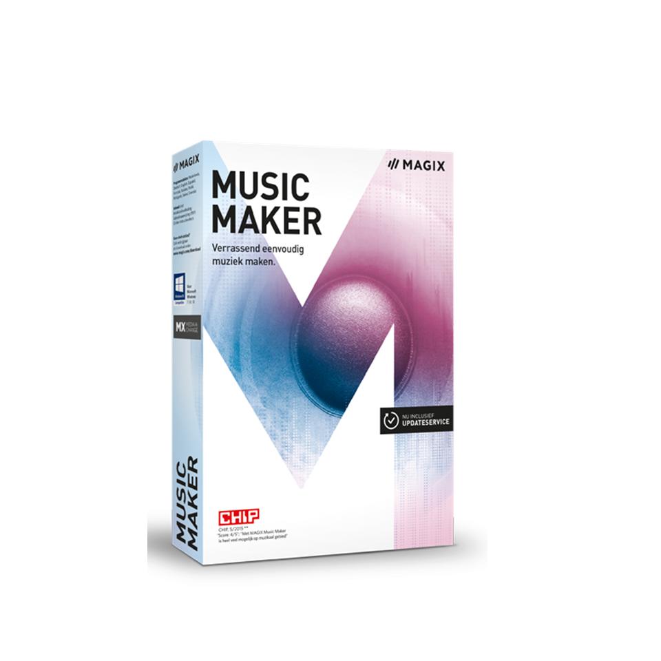 Magix music maker 2017 Classic