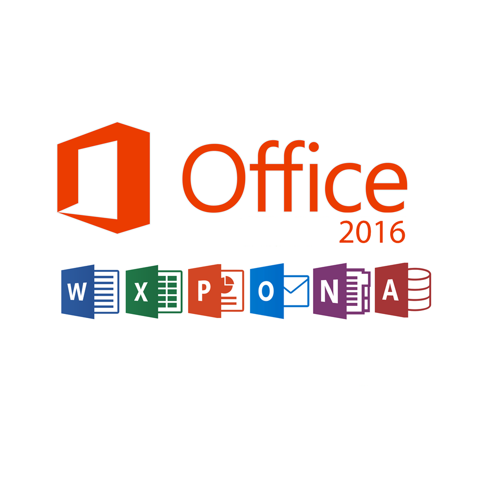 Microsoft Office Professional Plus 2016 VL TR