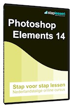 Staplessen Photoshop Elements
