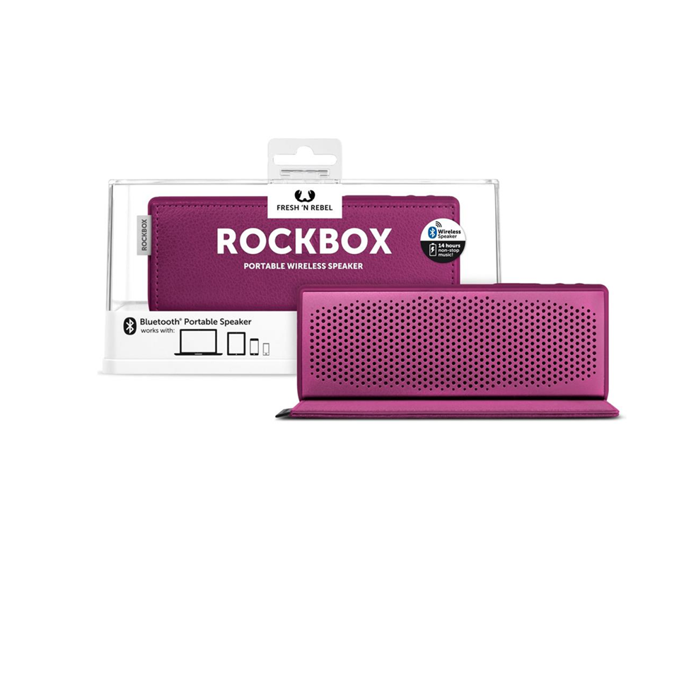 Rockbox Fold Bluetooth speaker