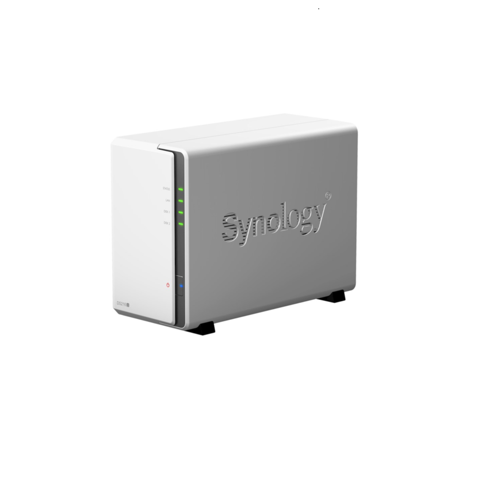 Synology DiskStation DS216se - 2 Bays