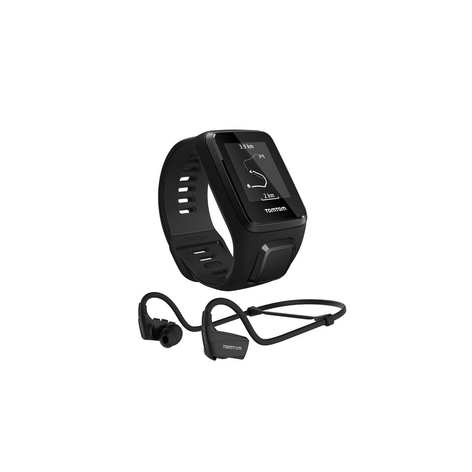 TomTom Spark 3 cardio + music + headphones