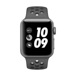 Apple Watch Series 3 GPS 38MM-zwart sportband Nike