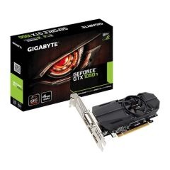 Gigabyte GeForce GTX 1050 Ti OC Low Profile - 4GB
