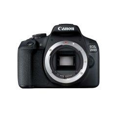 Canon EOS 2000D + 18-55mm f/3.5-5.6 DC III + Tas + 16GB SD-kaart