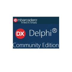 Gratis Embarcadero Delphi 10.3 Rio Professional Community Edition