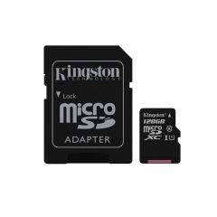 Kingston Canvas Select 128 GB MicroSD - Class 10
