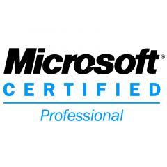 Microsoft Certified Professional (examen)