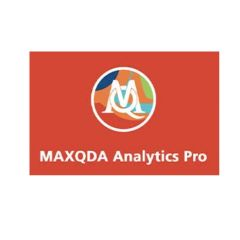 MAXQDA Analytics Pro 2020 - Studenten