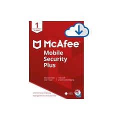 McAfee Mobile Security Plus VPN - 1 apparaat