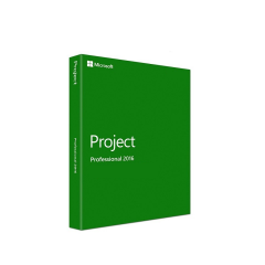 Microsoft Project Professional 2016 - Studenten