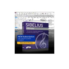 Sibelius Ultimate - Education