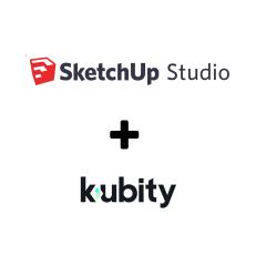 Sketchup Studio + gratis Kubity Pro