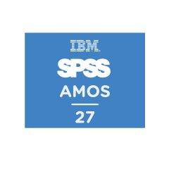 IBM SPSS Amos 27 Grad Pack Academic