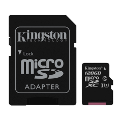Kingston Canvas Select 128 GB MicroSD - Class 10 | SURFspot