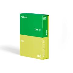 Ableton Live 10 Intro EDU