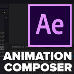 Soofos online Adobe After Effects - Animation Composer