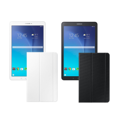 Samsung Galaxy Tab E 8GB - met cover