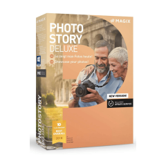 MAGIX Photostory Deluxe 2019