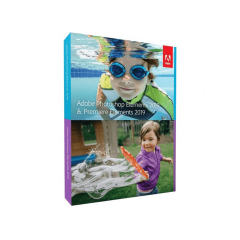 Adobe Premiere & Photoshop Elements 2019 - student