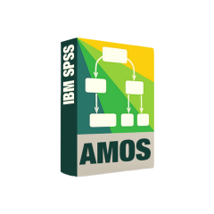 IBM SPSS Amos 25 Grad Pack Academic