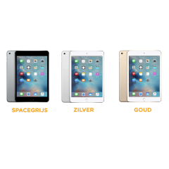 Apple iPad mini 4 wifi & cellular 128 GB