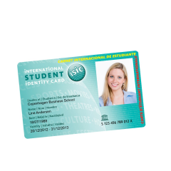 International Student Identity Card - ISIC