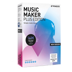 Magix Music Maker 2019 Plus Edition