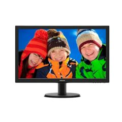 "Philips V-Line 243V5LHAB - 23.6"" monitor"