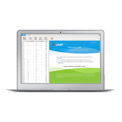 JASP - gratis software