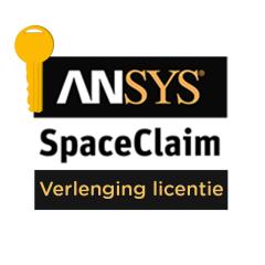 Serienummer verlenging Ansys SpaceClaim
