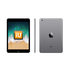 iPad Mini 2 - 7.9 inch - 16GB - Spacegrijs (Refurbished)
