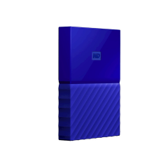 Western Digital My Passport - 3 TB - Blauw