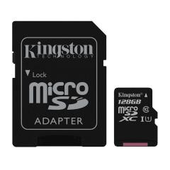 Kingston Canvas Select 128 GB MicroSD - Class 10 | SURFspot